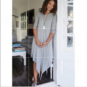 SOFT SURROUNDINGS Alexandra 3/4 Sleeve Dress XL